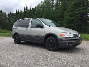 2004 Pontiac Montana Van $3900 Safetied Low Kilometres