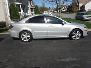Mazda 6 GS, 2007
