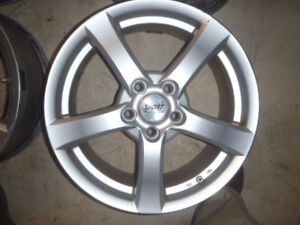Set of Four SPORT RIMS For Sale - Tire Code 205 / 50R17