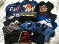 Boy lot size 5-6 years old (winter)