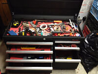 Tool Chest Must Go Need the Room...