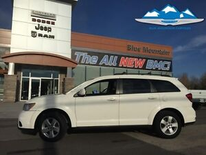2012 Dodge Journey   LOCALLY TRADE, V6, CERTIFIED/ETESTED