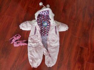 habit neige bébébébé 12a24mois+3a5ans + BEAUCOUP Vêtements