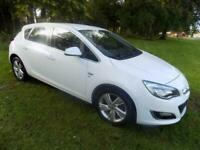 2013 Vauxhall Astra 1.4i 16V SRi 5dr HATCHBACK Petrol Manual