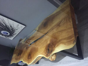 Local!  Live Edge Furniture for your home or business