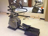 Techno Gym Rotex 600 Elliptical Machine