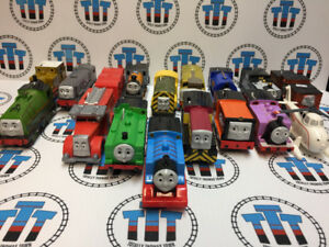Thomas and Friends Trackmaster Engines & More