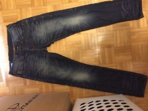 True Religion Geno Relaxed Slim Jeans West Island Greater Montréal image 2