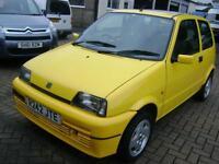 Fiat Cinquecento 1.1 Sporting MOT History Since 2002