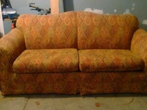 fold out sofa- great condition