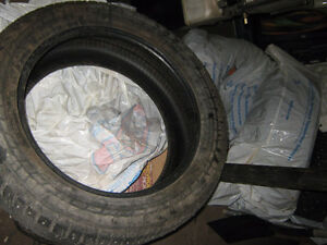 4 HAKKAPELITTA WINTER SNOW TIRES 7 SUV 235/55 R19  80% TREAD Peterborough Peterborough Area image 1
