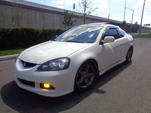 2006 Acura RSX - TYPE S - 6-SPEED MANUAL - THOUSANDS IN UPGRADES