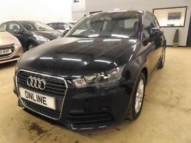 AUDI A1 TDI SE, Black, Manual, Diesel, 2011