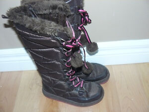 Girls Winter Boots