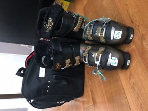 Women's Ski Boots - Size 9.5 - never used Lange Exclusive RX 90
