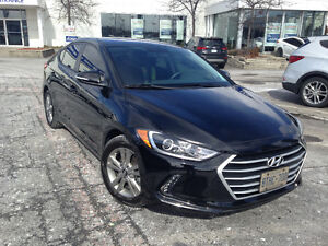 Like new 2017 Hyundai Elantra - lease takeover - $259/mo all in!