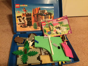 Lego Pieces, lego games and extras
