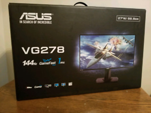 """27"""" 144hz 1ms Gaming Monitor*REDUCED*"""