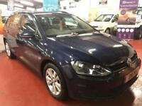 2014 (64) VOLKSWAGEN GOLF 1.6 SE TDI BLUEMOTION TECHNOLOGY 5DR