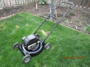 BRIGGE & STRATTON LAWNMOWER
