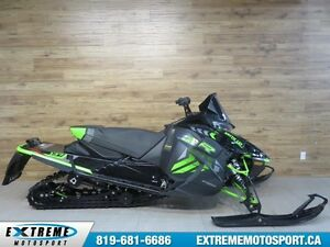2017 Arctic Cat ZR 9000 Limited 137 DEMO 47,33$/SEMAINE