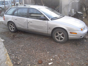 2001 Saturn S-Series Wagon price drop from $400 to $140