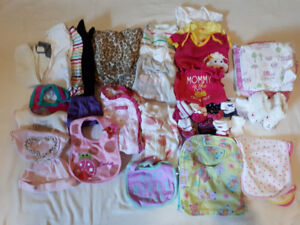 Lot of Baby Clothing etc... 0-3 Months
