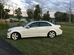 MERCEDES C300 4MATIC FOR SALE