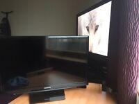 "Samsung 22"" flat screen HD tv"