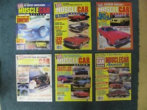 Guide to Muscle Cars/Muscle Car Review magazines - 1985 - 06  #6