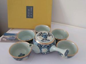 Aritayaki Traditional porcelain Tea Set
