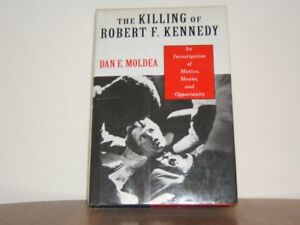 History Book - the Killing of Robert F. Kennedy