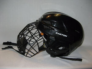 Easton E200FM Hockey Helmet with Face Cage - Size Youth