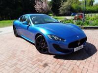 2012 Maserati Granturismo 4.7 SPORT MC AUTOMATIC