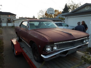 Very Rare & Original 1966 Beaumont SportsDeluxe 1st Time Offered