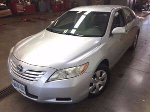 2007 TOYOTA CAMRY 4 CYLINDER ONE OWNER NO ACCIDENT! 176KM!