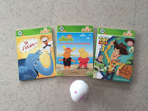 LeapFrog - LeapReader Jr. with Books (French Edition)