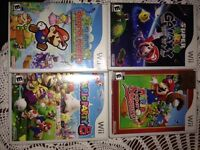 Mario Nintendo Wii Games for Sale