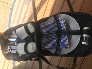 Never Used Picnic Set $15