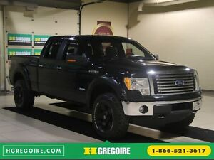 2012 Ford F150 XLT XTR 4WD ECOBOOST MAGS