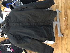 Manteau kimpex pour moto