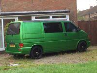 VW Camper Van - T4 Transporter £5250 ONO