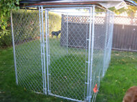 Dog Run/Kennel
