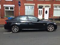 BMW 318d 3 SERIES M SPORT 57 REG DIESEL 5 DOOR