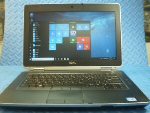 "DELL..LAPTOP i7..Win 10..14""..500GB-HD ..6G-RAM...HDMI.."