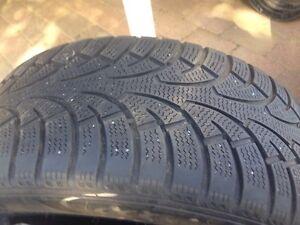 4 pneus hiver
