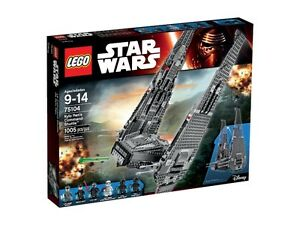 LEGO STAR WARS - KYLO REN'S COMMAND SHUTTLE