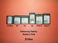 Galaxy S3 / S4 / S5 / Note.... Batterys & External Charger Kits