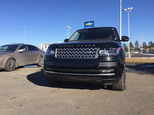 Reduced! 2015 Land Rover Range Rover SVAutobiography