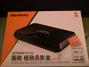 Avermedia Extremecap U3 Capture Card